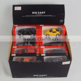 1/43 die casting promotion boxed gift set