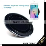 2015 Slim Design USA TI Solution S6 Samsung Wireless Charging Pad for All Qi Mobile Phone