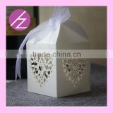 Korean candy box wedding invitation card box wholesaler TH-3