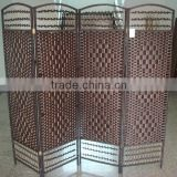 Modern and Fashional folding doors room dividers accordion paper screens