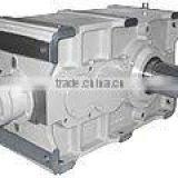 Angle drive bevel helical gearbox/ angle drive helical reduer/ angle drive helical gear box