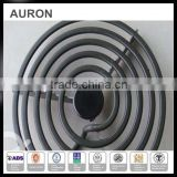 AURON hot runner coil heater for new product /Heat Resistant silicone rubber heating tapes /ceramic infared heater with thermoco