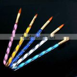 HOT nail art Brush,Professional Nail Salon nail tools, brush nails goods,wholesales nail goods, AGB-211