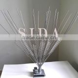 china supplier transmission line tower stainless steel anti-bird spikes for sale