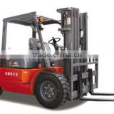 car lift new heavy duty container diesel forklift 4.5t for sale