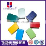 Alucoworld aluminium acp sheet acp cladding material aluminium composite panel for kitchen cabinets
