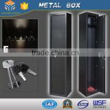 cheap gun cabinet with good quality mechanical lock have 5 lock bolts and sale well in many market