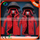 Winter Sports Garments Colorful Heated Women Ski Jackets