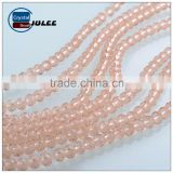 High reflective glass beads Rondelle crystal bead jewelry accessories parts wholesale beads