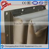 rectangular plastic ducting with air conditioning materials