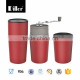 2016 US Amazon Best Selling Portable All-in-one Coffee Maker Tumbler Hand Mill Grinder Dripper                                                                         Quality Choice