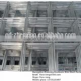 Low price welded wire mesh/ galvanized welded wire mesh/ PVC coated wire mesh fence guangzhou supplier