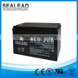 Long time energy storage solar cell SLA 6v 200ah battery for PV system navigation and UPS