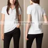 fashionable polo shirts for women or polo shirts or high quality polo shirt with a low prices
