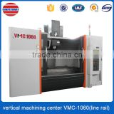 High Speed 3 Axis Cnc Vertical Machining Center Price VMC1060(line rail)                                                                         Quality Choice