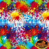 New Arrival Dazzle Graphic Multicoloured Film For Water Transfer Printing No.DGDC016-G Hydrographic FIlm Sticker Bomb