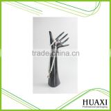 Wholesale Hand Model Resin Black Ring Chain Bracelet Jewelry Stand