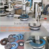 Automatic Flap Disc Machine, Full Automatic Flap Disc Making Machine and Semi Automatic
