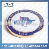 die casting epoxy doming custom 3D zinc alloy brass metal USA coin                                                                                                         Supplier's Choice