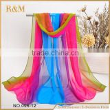 Factory sale fine quality tie silk scarf from manufacturer