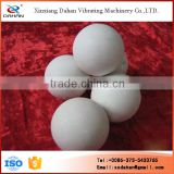 vibro sifter rubber ball for cleaning sieve