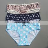 Latest comfortable ladeis cotton panties