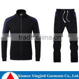 Men's track suit and active sportwear 2012 Cheap prices warm up jogging running gym suits