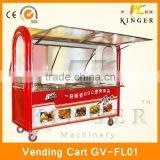 Mobile Street Food Vending Cart/breakfast food kiosk/mobile vending booth                                                                         Quality Choice