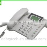 Hot seling quad band sim card gsm cordless phone land phone table phone wholesale!