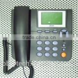 Brand new GSMS FWP table phone with sim card ZTE WP 623 home phone