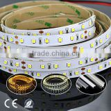 New!!! Waterproof IP65 IP68 CRI 90 smd2835 flexible led strip for art gallery CE RoHS approved