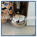 Decorative Stainless Steel Hollow Sphere