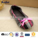 Wholesale china new arrival flats ballet shoes for ladies