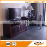 Hotel modern design wooden lcd TV Stand