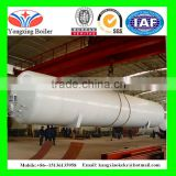 Hot Sell High Quality Clear Pressure Tank High Pressure lpg Tank