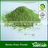 natural organic 100% water soluble barley grass powder