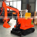 New design amusement park toys excavator for kids outdoor toys for chirldren play