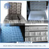 fish styrofoam box mould