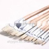 White Box&opp bag Packing Wooden Handle Bristle Artist Brush/artist painting brush/oil painting brush.