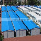 small mobile homes/steel frame modular homes/Prefabricated light steel structure mobile homes