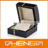 Guangzhou Zhengda Factory Customized High Quality Jewelry Wooden Box For Earring (ZDS-N019)
