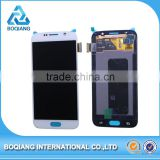 High quality lcd screen for samsung galaxy s6 edge,lcd touch screen for samsung galaxy s6 edge lcd display