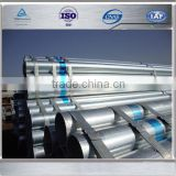china manufacturer TSX-GP 13623 Hot Dip Galvanized Pipe, BS 1387 Galvanized Pipe, GI Pipe