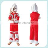 new movie mascot ultraman party costume ultraman mascot costume deluxe polyester boys halloween ultraman costume