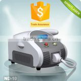 Hori Naevus Removal Laser Permanent Facial Veins Treatment Tattoo Removal Machine For Home Used 1500mj