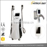 Quickest way to burn fat 2 years warranty combine three technologies water cooling machine