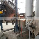 heavy oil combusion system aluminum melting equipments