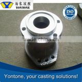 Yontone YT702 T6 Heat Treatment Professional Tools ISO9001 Company High Density ZL102 Metal Foundry Sand Casting