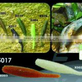 soft lure swimming bait worm lure