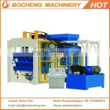 Lower Concrete Block Making Machine Price QT10-15 Fully Automatic Concrete Cement Brick Factory
